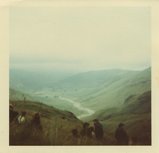 School trip to conquer Helvellyn