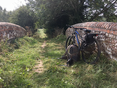 Kennet and Avon Canal - With Bike 2