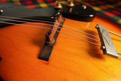 1965 Gibson ES-120T Bridge