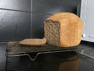 Spelt, Strong White and Rye