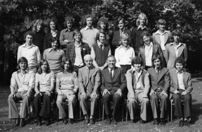 Harwell Apprentices 1971-1975