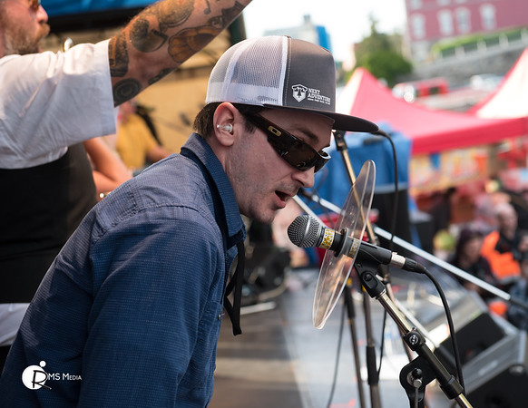 The Sentiments | Victoria Ska and Reggae Festival 2016 | Victoria BC