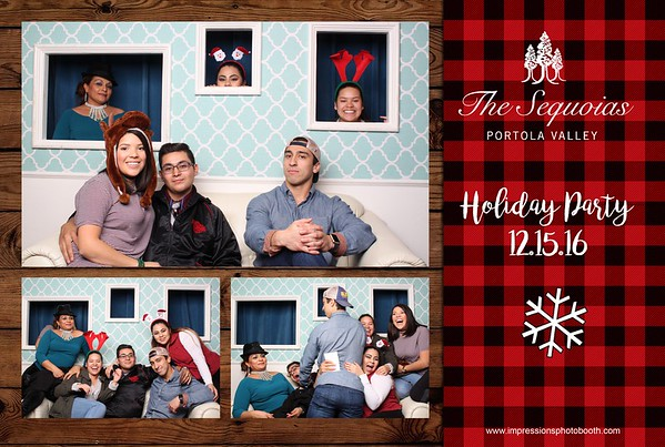 The Sequoias Holiday Party 12-15-16