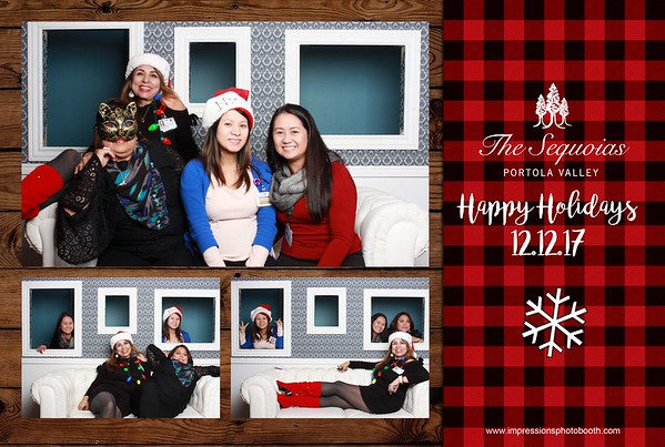 The Sequoias Holiday Party 12.12.17