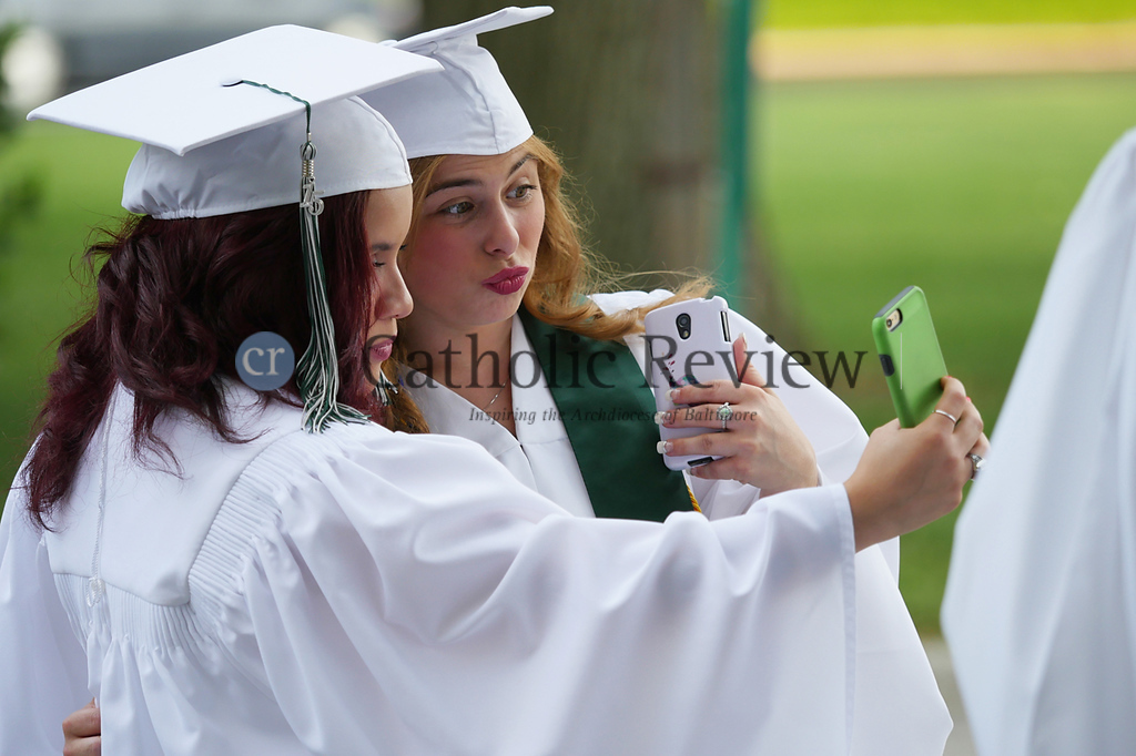 The Seton Keough High School Graduation 2015