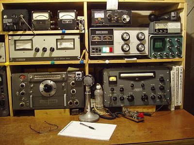 Radio bench