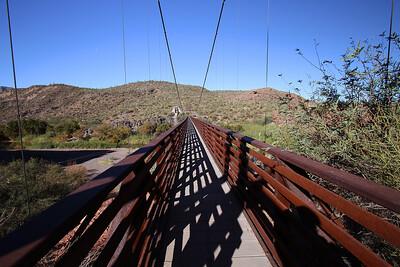 3 Looking West on Sheep's Bridge