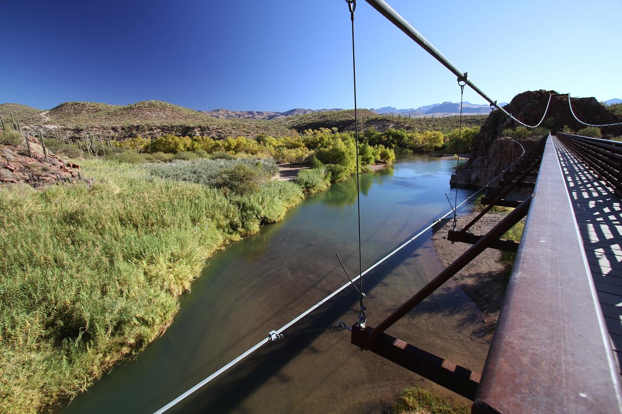4 Looking Eastward off Sheep Bridge
