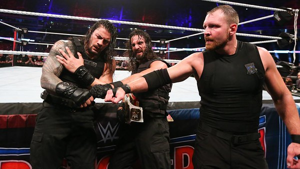 The Shield - Digitals Super Show Down PPV