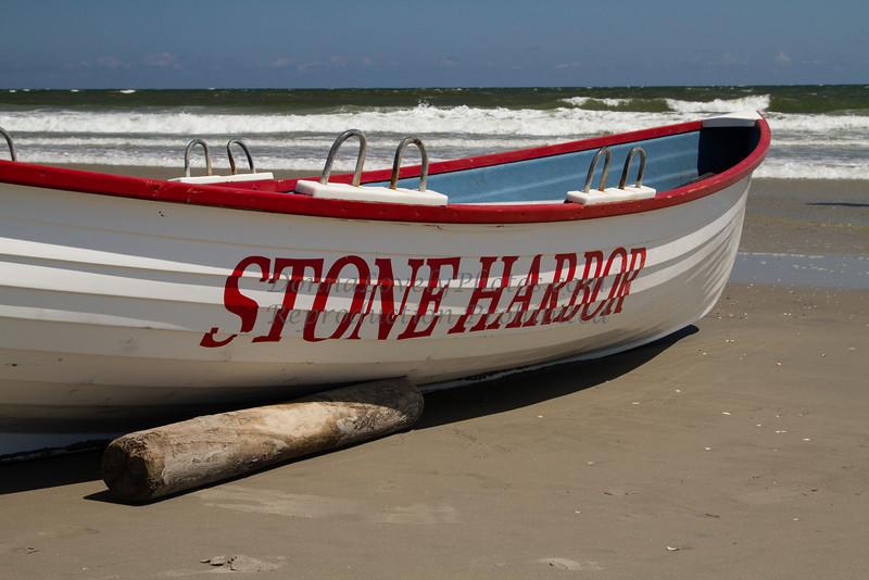Stone Harbor Lifeboat