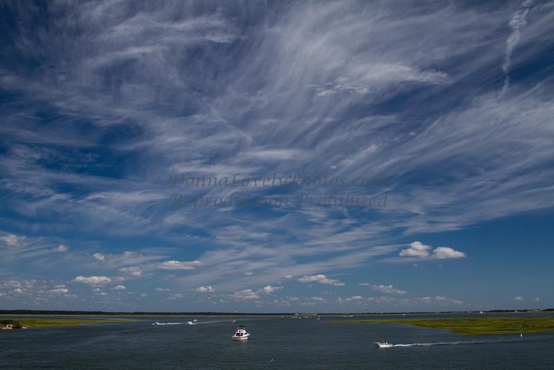 The Shore Sky