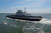Cape Hatteras - Ocracoke Ferry - 2013