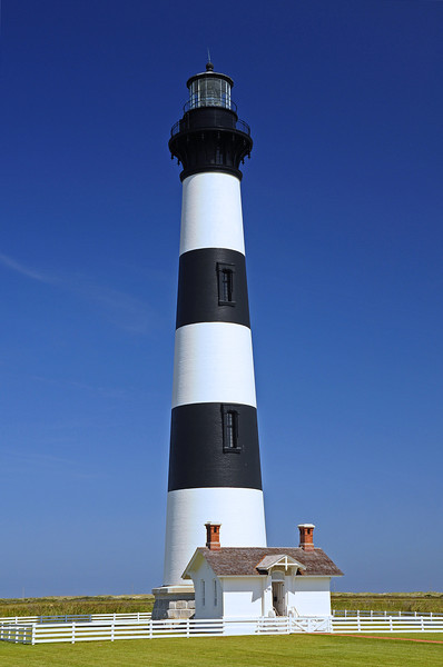 Bodie Island Lighthouse - Nags Head, NC - 2013