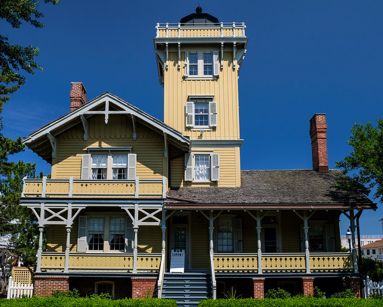 Hereford Inlet Lighthouse - North Wildwood, NJ - 2019