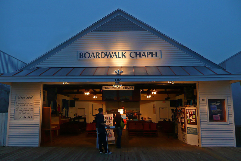 Boardwalk Chapel - Wildwood, NJ - 2009