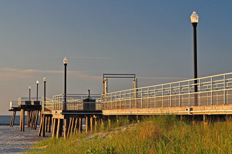 Pier at Wildwood Crest, NJ - 2011