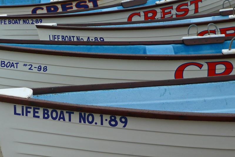 Lifeboats - Wildwood Crest, NJ - 2009