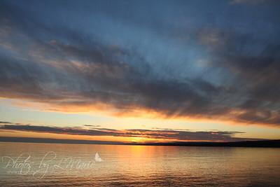 Stoney Point Sunset