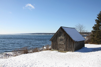 Stoney Point Fishing Cabin
