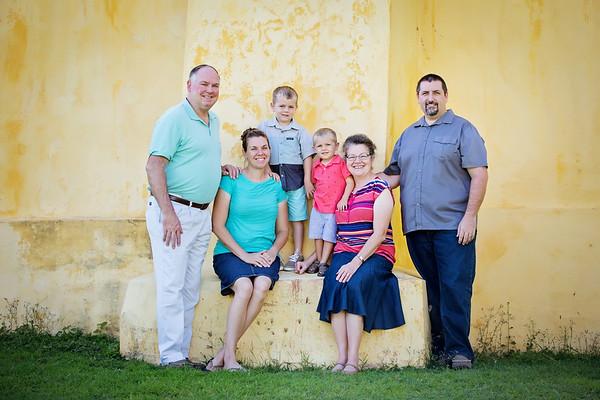 The Shuman-Deming Family