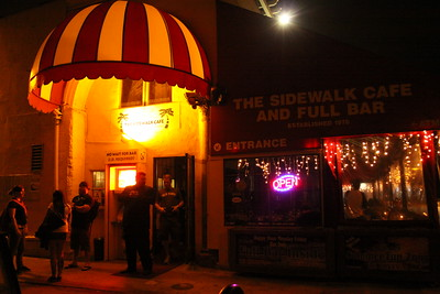 June 19th  Every Friday Night!!! Club WATER at the Sidewalk Cafe 1401 Ocean Walk, Venice Beach  Hosted by DJ Sweat (5)