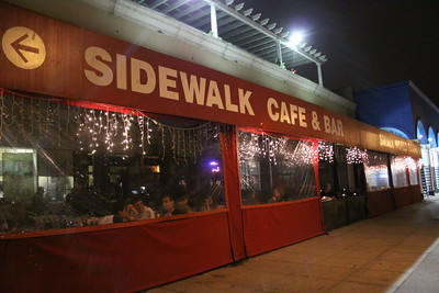 June 19th  Every Friday Night!!! Club WATER at the Sidewalk Cafe 1401 Ocean Walk, Venice Beach  Hosted by DJ Sweat (3)