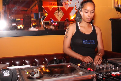 June 19th  Every Friday Night!!! Club WATER at the Sidewalk Cafe 1401 Ocean Walk, Venice Beach  Hosted by DJ Sweat (13)