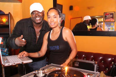 June 19th  Every Friday Night!!! Club WATER at the Sidewalk Cafe 1401 Ocean Walk, Venice Beach  Hosted by DJ Sweat (15)