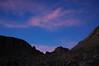 Mt. Hale at dusk