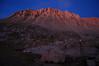 Southwest face of Mt. Whitney