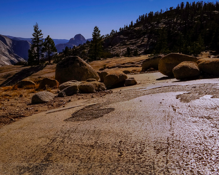 Signs of Past Glaciation at Olmsted Point