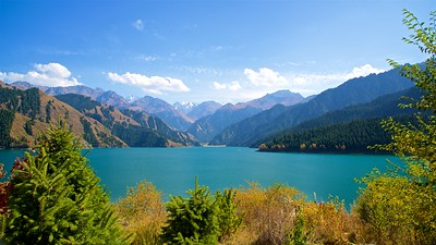Heavenly Lake at Urumqi