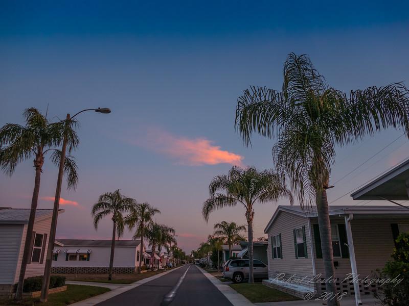 Sunrise clouds,Clearwater,Fl 2018-01-30-1350073