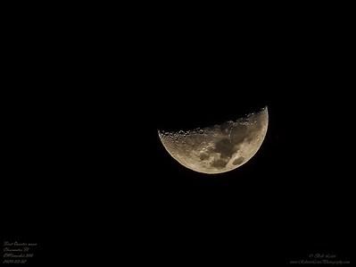 P3010001_ EM5mii 300 First Quarter Moon