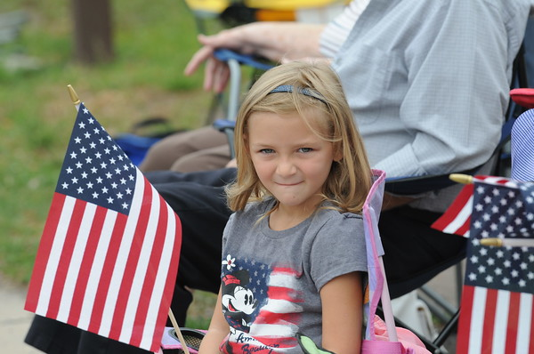 The Skippack 4th of July Parade 2016