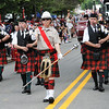 John Strickler - Digital First Media<br /> Members of the Washington Memorial Pipe Band perform in the Skippack 4th of July parade.