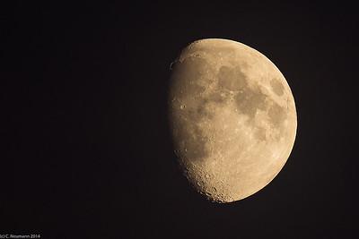 Moon, October 2014