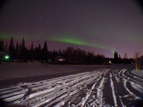 Aurora Borealis    Chena Hot Springs, Alaska