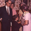 09/67 Getting married The reception<br /> Ned, Wanda, Edward, Aunt Eleanor, Mom