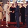 09/67 Getting married<br /> Shirley Bradway Deb Ned Castner John Rev Tignor Corky Garrison