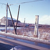 Around Chitose 12/69<br /> Railroad crossing