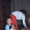 03/1971 David Barmore and Mom at Yeadon