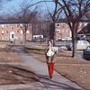 02/1971 Reese Road Deb bringing Jen home