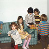 01/74 Jen's 3rd birthday<br /> Jen Cindy Wilson Kristy Cathy Squire Wayne Ohlrich