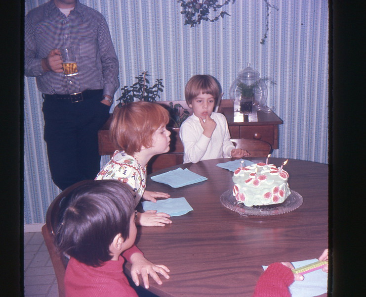 01/75 Jen's 4th birthday