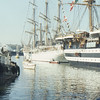 07/76 Baltimore Inner Harbor <br /> Tall Ships