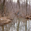 Apr 77 Centreville MD Following the yellow perch