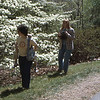 Apr 77 National Arboretum Deb Jewn Sandy Squire