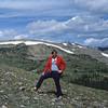 08/1978 Colorado trip  Continental Divide John