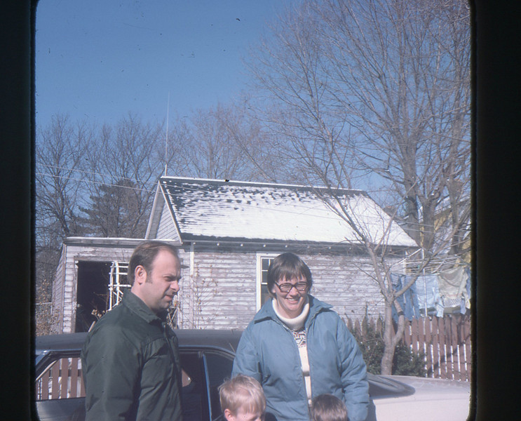 01/1978 Peekskill NY (Uncle) Phil and Diane Keimig and kids